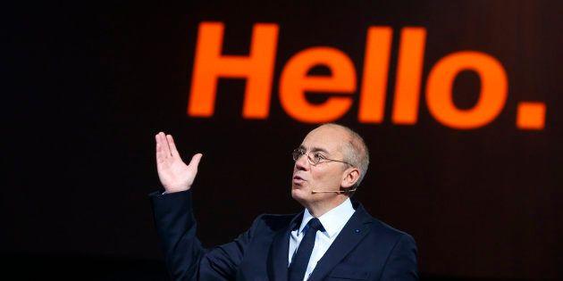 Et si Orange se montrait à la hauteur de ses concurrents? La question qui fâche du HuffPost à son PDG...