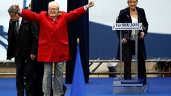 Jean-Marie Le Pen promet de venir troller le congrès du FN en