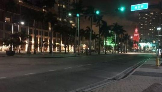 Miami vidée de ses habitants, exode sur les routes de