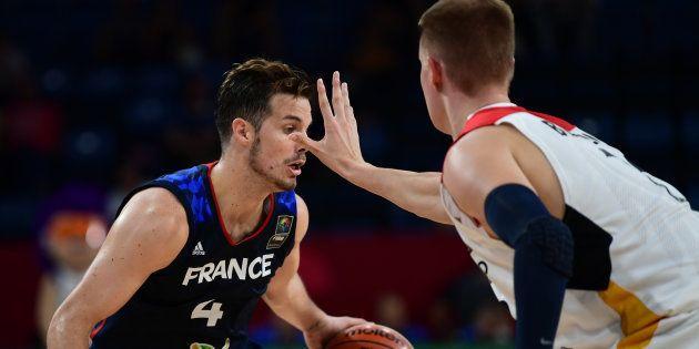 Les Bleus éliminés de l'Euro-2017 de basket dès les huitièmes de finale face à