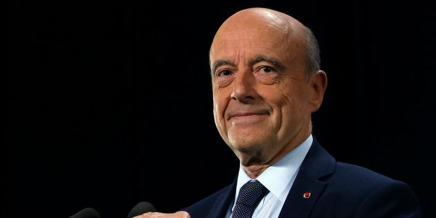 Alain Juppé en meeting à Rennes le 19 octobre 2016. REUTERS/Stephane