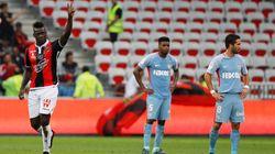 Monaco sombre face à Nice et libère le classement pour le
