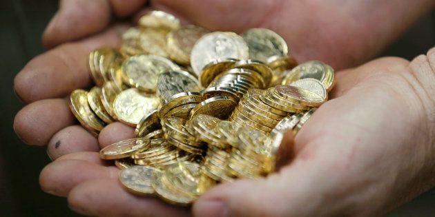 Pièces de monnaie (photo