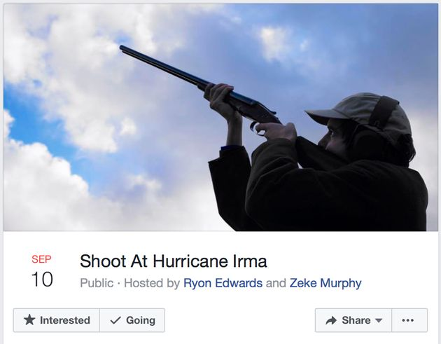Ventilateurs, moulinets et armes à feu... les habitants de Floride imaginent des moyens ridicules de...