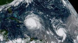 L'ouragan José épargne finalement Saint-Martin et Saint-Barthélemy, dévastées par