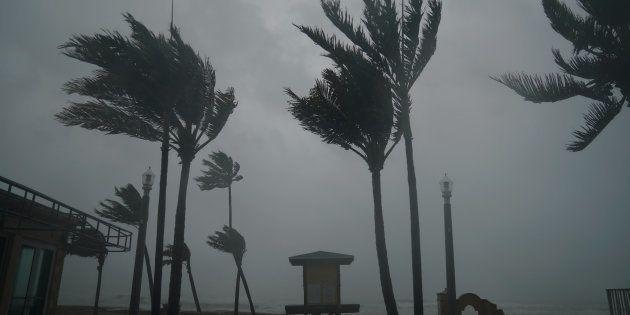 Avec trois premières victimes en Floride, l'ouragan Irma a déjà fait 30