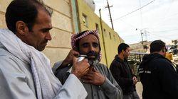 Ils se rasent la barbe pour fêter la défaite de Daech dans leur village près de