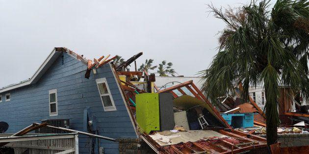 Les ouragans Irma et Harvey devraient coûter 290 milliards de dollars aux