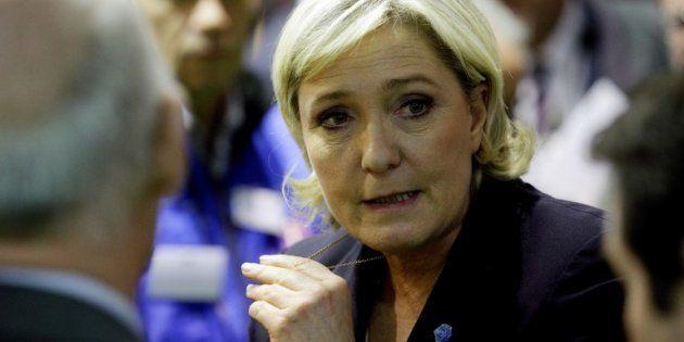 Levée d'immunité parlementaire pour Marine Le Pen, après la diffusion des images d'exactions sur