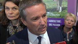 Dupont-Aignan compare Fillon au pilote suicidaire de
