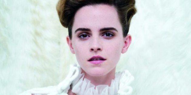 La photo dénudée d'Emma Watson en page 3 du numéro de mars 2017 de Vanity