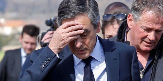 François Fillon ce jeudi 2 mars, à