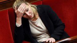Marion Maréchal Le Pen attaque Macron en relayant une grosse