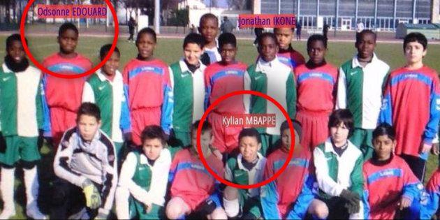 Celtic Glasgow/PSG: il y a huit ans, Kylian Mbappé affrontait déjà Odsonne Edouard. Ils avaient 11