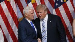 Après avoir attaqué Clinton sans relâche sur ses emails, le vice-président maintenant au cœur d'une affaire