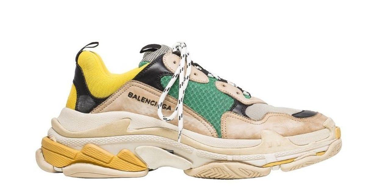 Ressemblent Balenciaga Années À 90 Ces Nouvelles Des Baskets K1JcTlF
