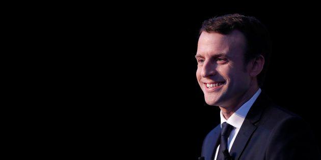 Comment Emmanuel Macron est parti à la conquête de l'Elysée. REUTERS/Christian