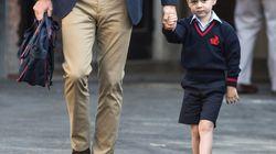 Les repas servis dans la nouvelle école du prince George ne ressemblent pas à ceux de vos