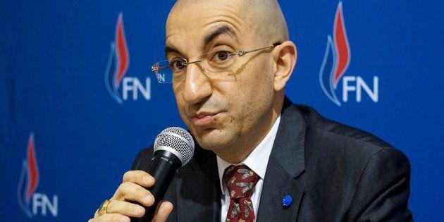 Écarté d'Europe1, Jean Messiha, ancien candidat FN aux législatives, veut porter plainte