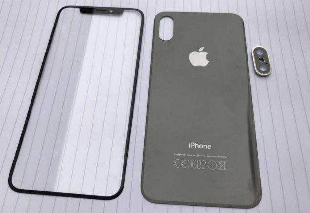 Toutes les rumeurs sur l'iPhone X avant la keynote