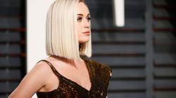 Katy Perry ne ressemble déjà plus à ça (SPOILER: elle ressemble à Miley