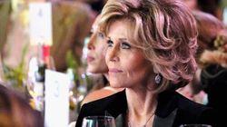 Jane Fonda évoque pour la première fois le viol dont elle a été