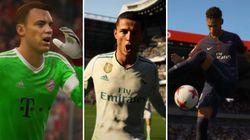 Qui sont les joueurs les mieux notés dans FIFA