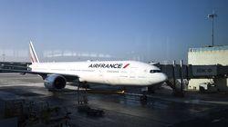 Des syndicats d'hôtesses et stewards d'Air France appellent à la grève à partir du 18