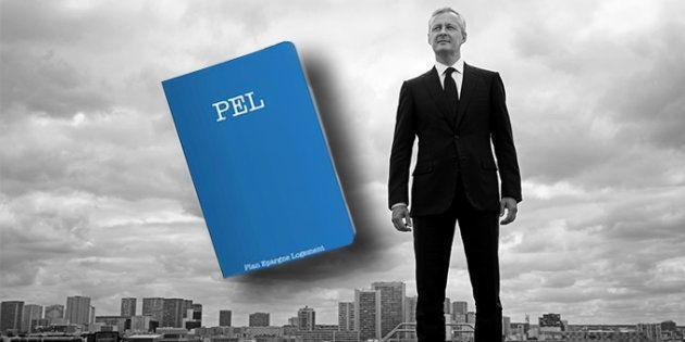 Bruno Le Maire a annoncé une nouvelle taxation du PEL (plan d'épargne logement) et de