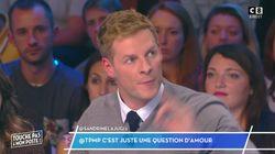 Matthieu Delormeau défend Frédéric Lopez et son futur