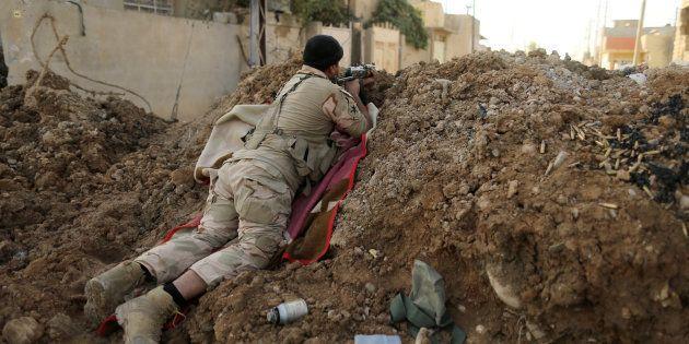 L'armée irakienne face à