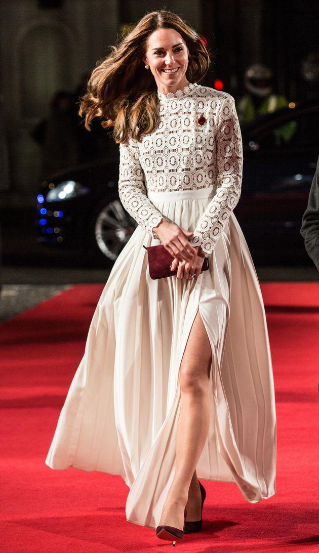 Kate Middleton à l'avant-première du film