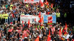 Seulement 24.000 manifestants à Paris selon la police, la CGT en revendique