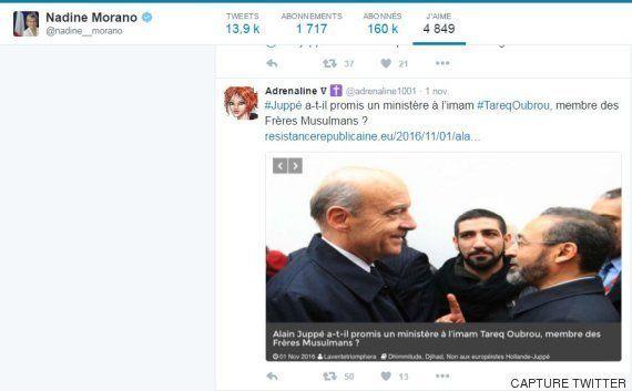 Front national, extrême droite et propagande anti-Juppé, plongée dans les tweets