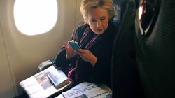 Cette photo de Clinton traduit parfaitement la cruelle ironie de la