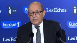 Le Drian vole au secours de Hollande accusé d'avoir violé le secret