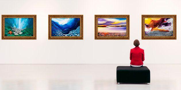 Six raisons d'aller seul-e au musée pour les Journées du Patrimoine.