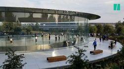 Avant même les nouveaux iPhones, la première nouveauté d'Apple, c'était son