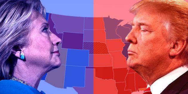 Élection présidentielle américaine: le programme heure par heure des résultats de la soirée électorale...