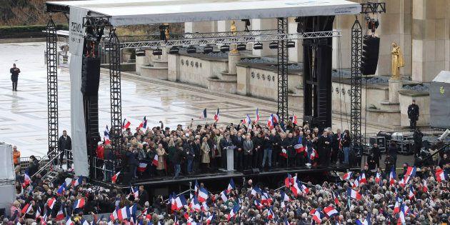 L'équipe de François Fillon revendique 200.000 participants au