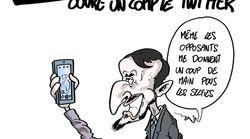 Ahmadinejad, ce tweeto comme les