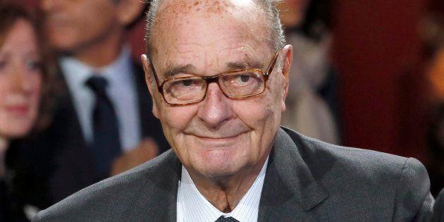 Le cadeau offert par Chirac à Macron va finir sur son