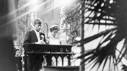 64 ans après, ces photos du mariage de Jackie et John F. Kennedy font toujours