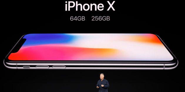 iPhone X: Même si vous n'avez pas 1159 euros pour l'acheter, Apple a d'autres arguments pour vous