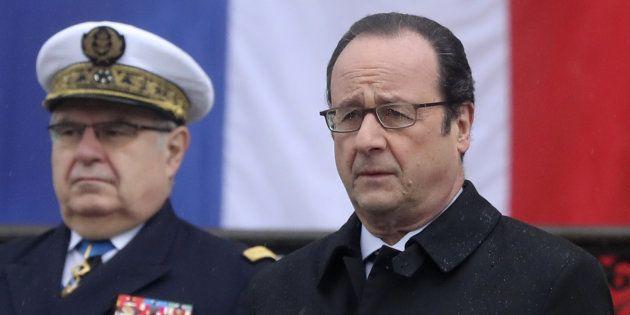 François Hollande accuse la Russie