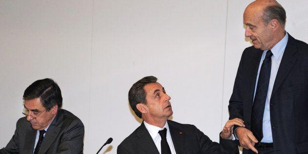 Sarkozy propose une rencontre avec Fillon et Juppé pour