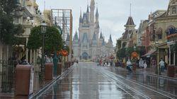 Comment Disney World s'est préparé à l'ouragan