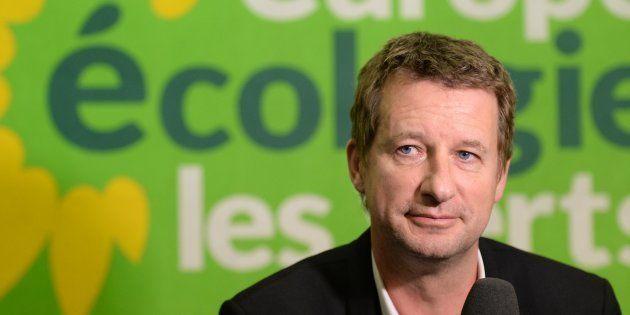 Yannick Jadot sera le candidat d'EELV à la