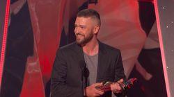 Justin Timberlake évoque sa jeunesse pour lancer un vibrant appel à la