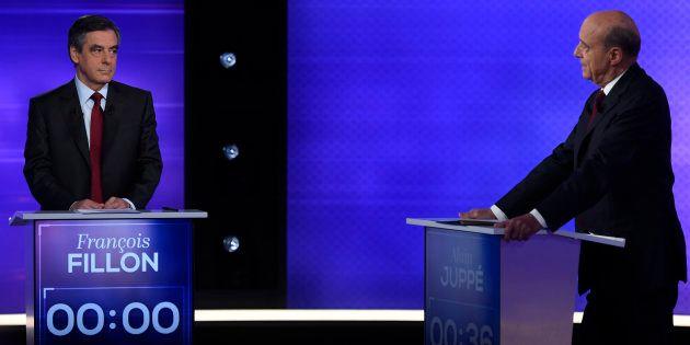 Le vainqueur de la primaire François Fillon espère démontrer qu'il reste le seul candidat possible à